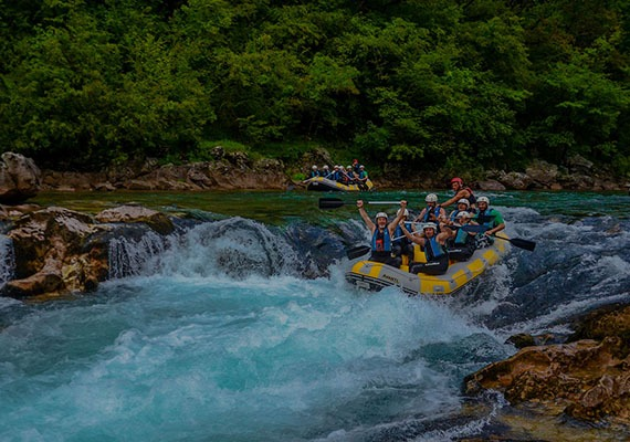 Rafting Neretva with BBQ