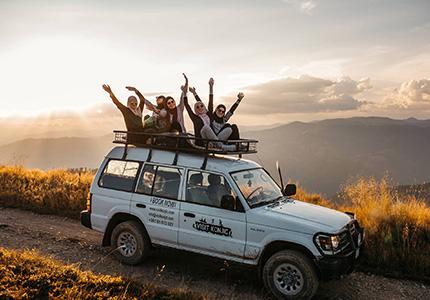 Jeep Tour Borasnica - Boracko Lake