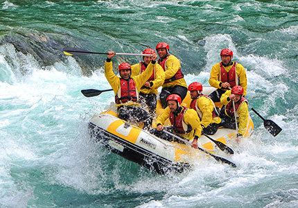 Basic Rafting Neretva